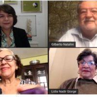 Lídice participa de debate sobre a regulamentação da profissão de cuidador de idosos
