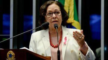 Lídice reforça em sessão a necessidade de taxação das grandes fortunas no Brasil
