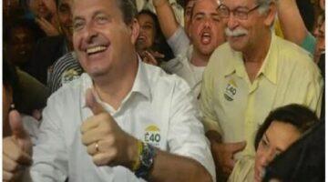 Artigo: Desistir nunca! As lições de Eduardo Campos