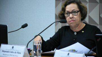 """Discurso de Bolsonaro na ONU envergonha brasileiros"", afirma Lídice"