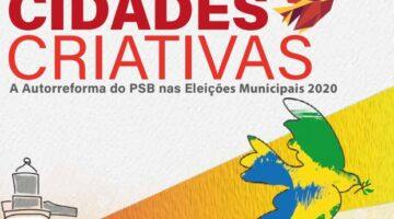 PSB e FJM lançam livro com ideias inovadoras para as eleições 2020