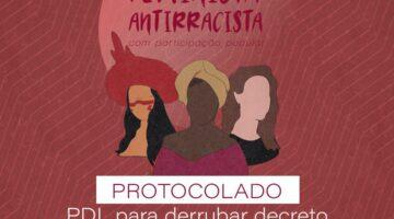 Frente Parlamentar apresenta projeto para sustar item de decreto que restringe aborto legal