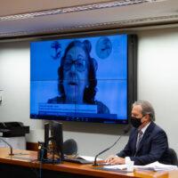 Em Comissão Geral, Lídice defende aperfeiçoamento do debate para o combate a desinformação nas eleições