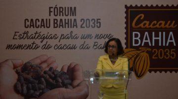 Lídice acredita que novo ciclo do cacau fortalecerá economia no Sul da Bahia