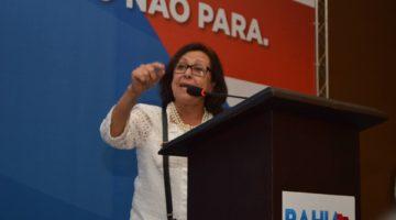 Lídice defende mais autonomia financeira para os municípios