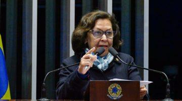 Lídice da Mata pede investimentos em políticas públicas para a primeira infância