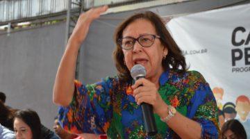 TSE vota consulta  de Lidice e garante mais protagonismo da mulher nos partidos políticos