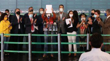 Oposição apresenta novo pedido de impeachment de Bolsonaro por 15 crimes cometidos durante pandemia