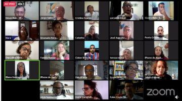 Políticos, comunidade acadêmica, artistas, segmentos antirracistas e de mulheres lançam o Comitê pela Liberdade e Democracia em Cachoeira