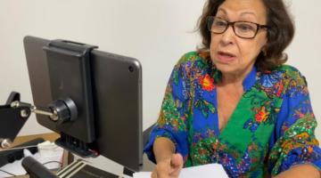 """Lídice da Mata reage à intervenção na CPMI das """"Fake News"""""""