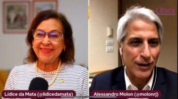 """Lidice e Molon reagem à PEC do voto impresso, que será votada nesta terça: """"derrotaremos com votação acachapante"""""""