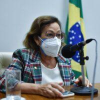 Lídice considera acertada decisão do CNJ sobre o caso Mariana Ferrer