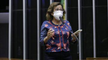 """""""Brasileiros vivem mil dias de horror com o Governo Bolsonaro"""", afirma deputada Lídice da Mata"""